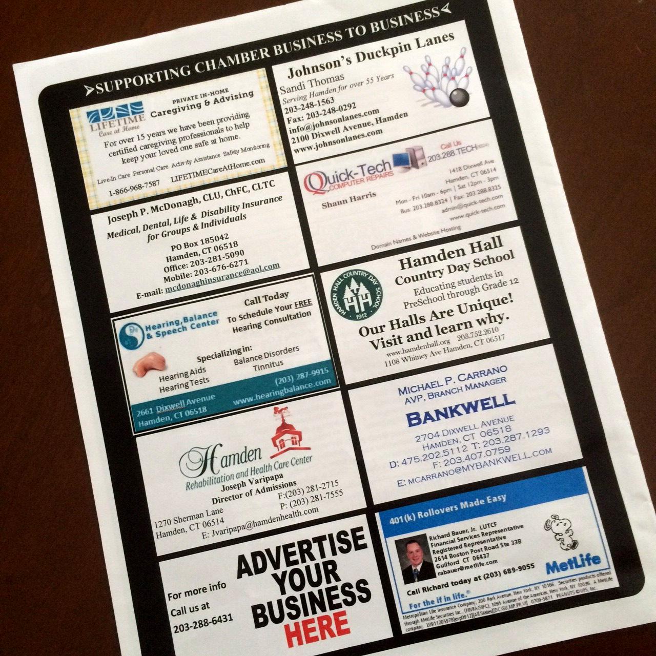 Order a Printed Member Directory